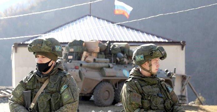 Ermenistan Azerbaycan sınırına Rus askeri istiyor