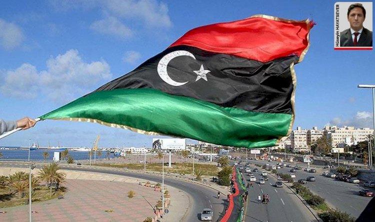 Libya'da kaygan zemin