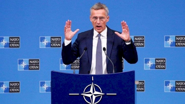 NATO Genel Sekreteri Stoltenberg: Avrupa Birliği'ni Türkiye koruyor