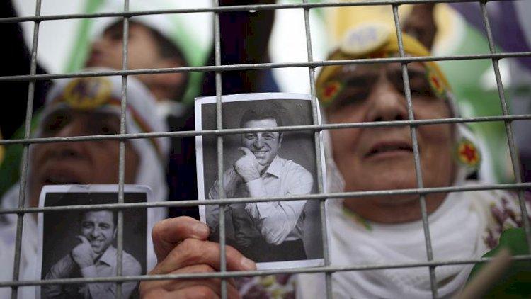 İnsan hakları örgütlerinden Demirtaş'ın AİHM kararı uyarınca tahliye edilmesi için çağrı