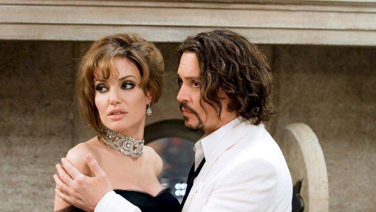 Turist - The Tourist - Johnny DeppveAngelina Jolie