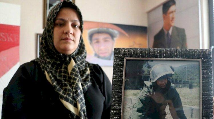 Şehit annesi oğlunun vasiyeti için hukuk mücadelesi veriyor