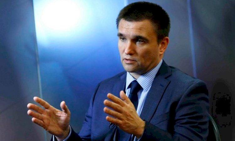 Eski Ukrayna Dışişleri Bakanı: Su meselesi, Kırım'ı işgalden kurtarmak için ciddi bir baskı aracıdır