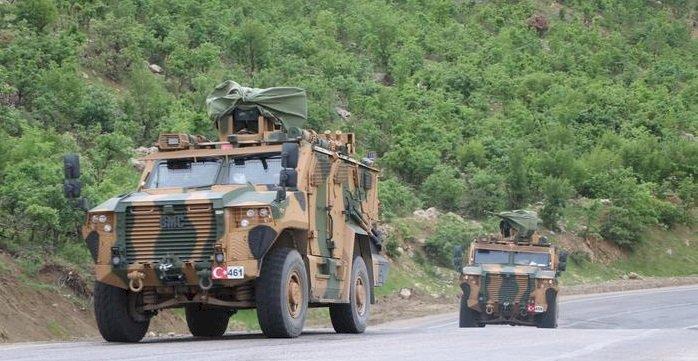 """Türkiye-Irak-Suriye sınır üçgeninde sancılı """"Kürt meselesi"""" denklemi"""