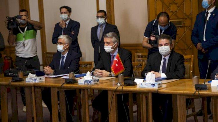 Türkiye-Mısır arasında ilk istişari görüşmeler 'net ilerleme kaydedilmeden' bitti