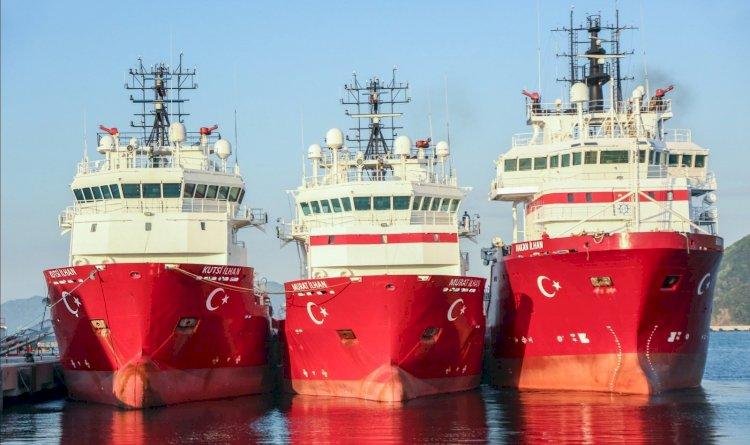 Türkiye üç gemiye isimlerini verdi... Kim bu İlhan Ailesi