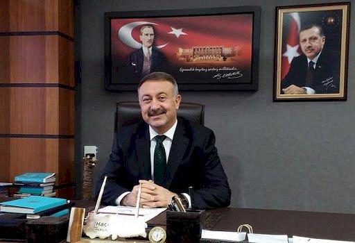 Hacı ÖZKAN 27. Dönem Mersin Milletvekili