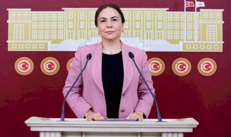 Zeynep GÜL YILMAZ 27. Dönem Mersin Milletvekili
