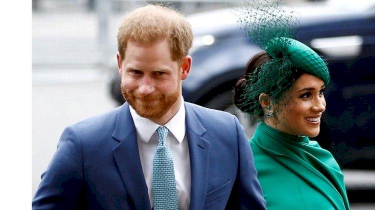 Prens Harry ve Meghan'ın ikinci bebekleri dünyaya geldi