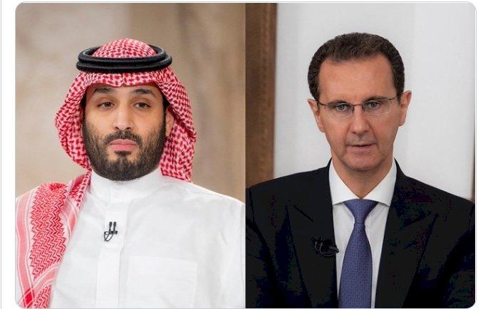İddia: Suudi Veliaht Prensi ile Esad'ın barışması yakın