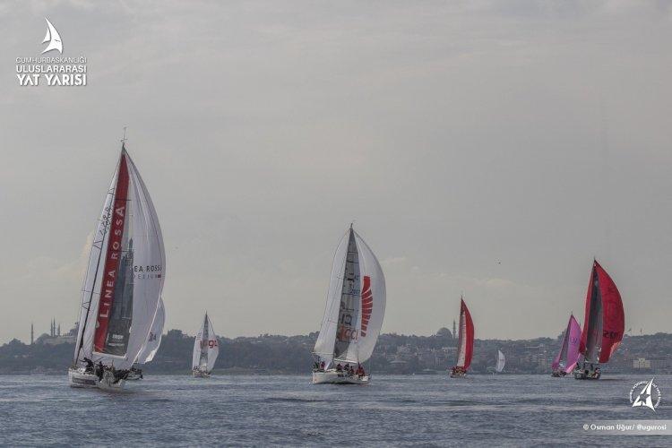 Cumhurbaşkanlığı Uluslararası Yat Yarışlarıbu yıl da Galataport İstanbul'da gerçekleşecek
