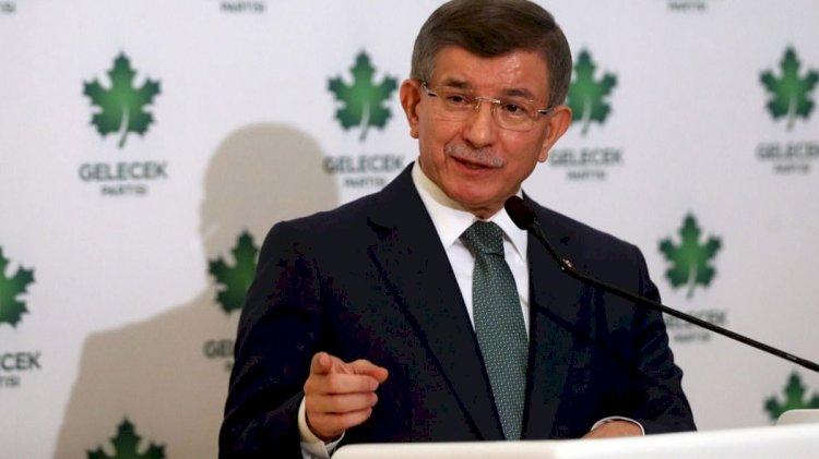 Davutoğlu'ndan Bahçeli'ye Soylu uyarısı: Sana da kumpas kurabilir