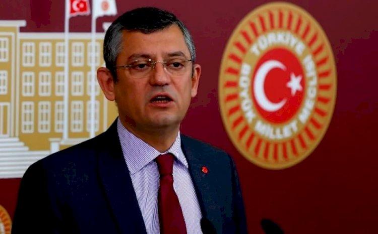 CHP'li Özel'den 7 Haziran yorumu: Hangi güçlerse, Bahçeli'nin düğmesine bastılar