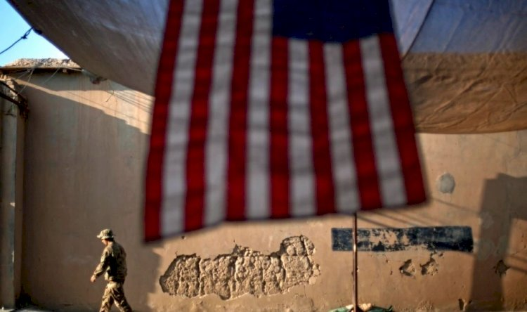 """""""Amerika Afganistan'da Başarısız Oldu"""""""