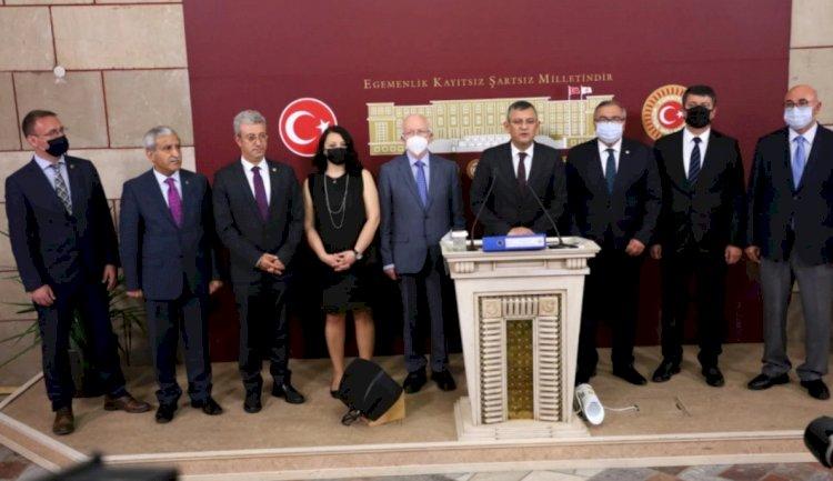"""CHP'den Hükümete Çağrı: """"Yargı Paketini Birlikte Yapalım"""""""