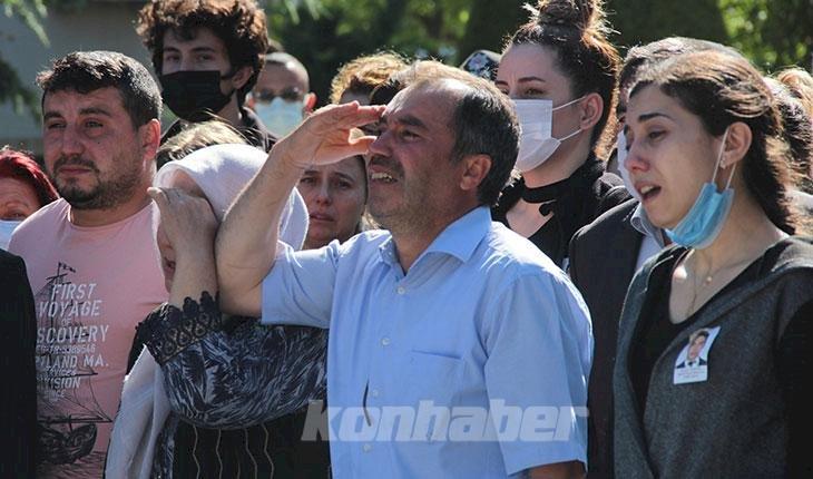 Şehit polis memuru Ercan Yangöz için tören düzenlendi