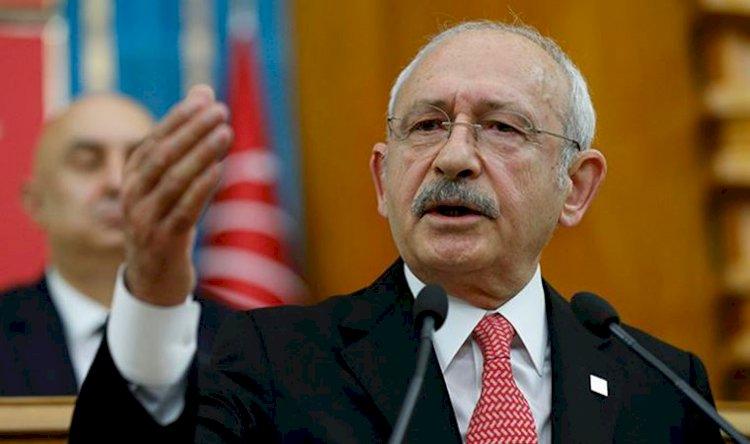 Kılıçdaroğlu Odatv'nin haberini kürsüden okudu: FETÖ Borsası budur