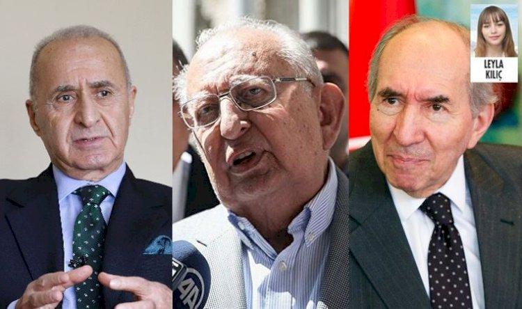 Çetin, Cindoruk ve Öymen, başkanlık sisteminin 3. yılını değerlendirdi: Demokrasi kalmadı