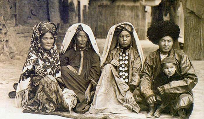 Uzaktaki Türkler: Karakalpak Türkleri