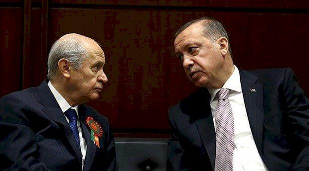 Erdoğan'ın MHP planı ortaya çıktı. Cumhur İttifakı'nın çözülemeyen sorunu