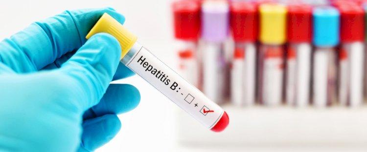 Türkiye'de hepatit B virüsü taşıyan 3,5 milyon insan bulunuyor