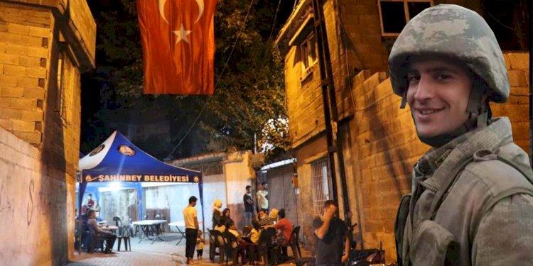 Şehit Ali Rıza Özcücük'ün şehadet haberi baba ocağına ulaştı