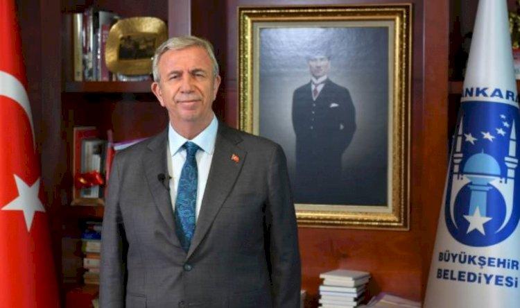 Mansur Yavaş: AKP döneminde Ankara'da 'heykellere' 1.5 katrilyon harcandı