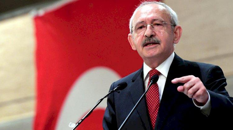 Kılıçdaroğlu'ndan, cumhurbaşkanı adayı açıklaması