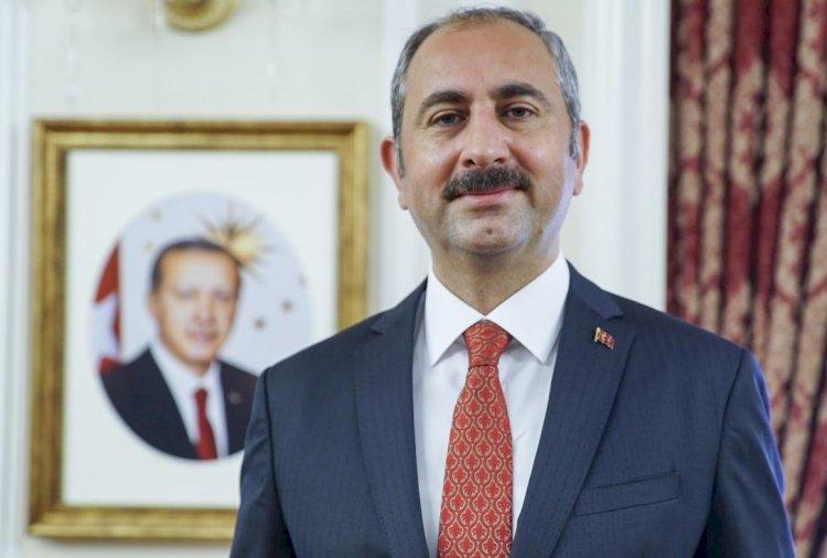 """Yeni adli yıl açılışı: Bakan Gül mesajında """"reform"""" vurgusu yaptı"""
