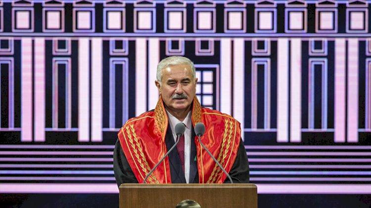 Yargıtay Başkanı Akarca: Yeni bir anayasa arayışını destekliyoruz