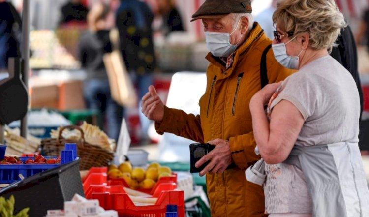 Almanya'da Enflasyon Zirve Yaptı