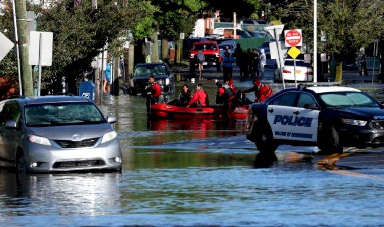 Ida Kasırgası'nın Bilançosu Artıyor: En Az 46 Ölü