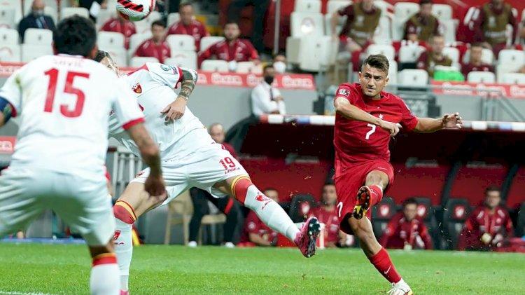 Türkiye Cebelitarık'ı 3-0'la geçti