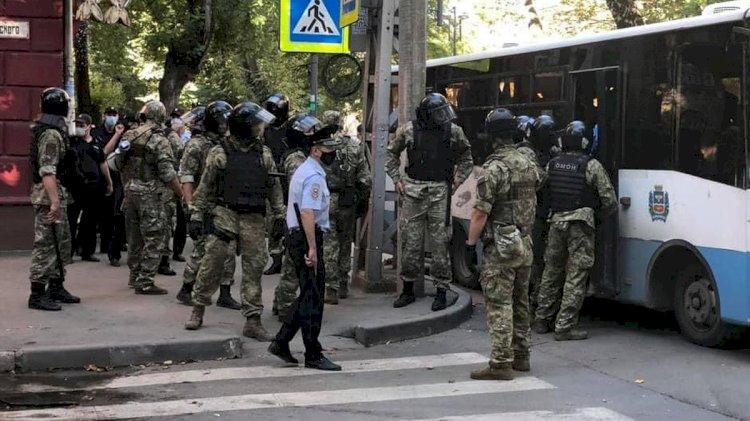 Rusya'nın gözaltına aldığı 40 Kırım Türkü'nün kimlikleri belli oldu