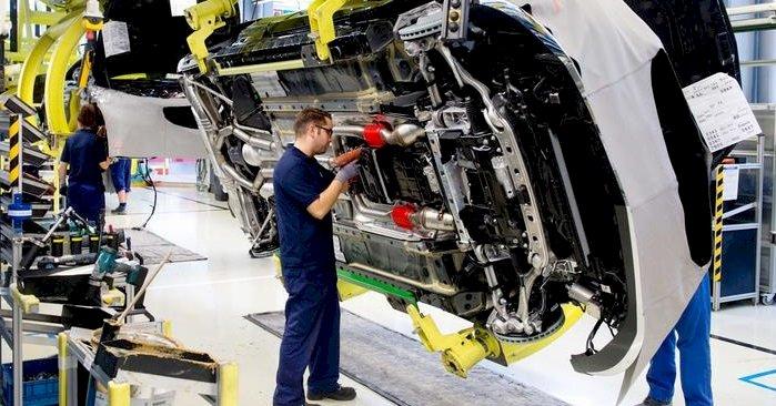 Almanya'da fabrika siparişlerinde rekor artış