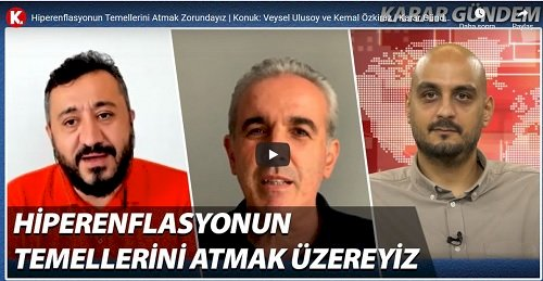 Kemal Özkiraz: AK Parti'nin kemik oyu yüzde 25'ın altına düştü