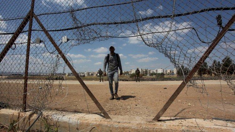 6 Filistinli mahkum kaçmıştı! Bina planı internete düştü iddiası
