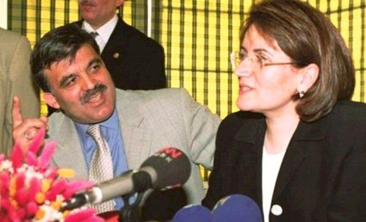 Abdullah Gül, KIlıçdaroğlu ile Akşener'in arasını bozmak mı istiyor?