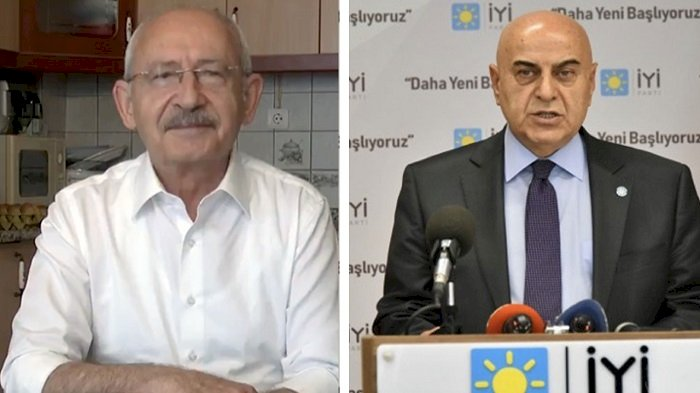 CHP kurmayları: İyi Partili Cihan Paçacı'nın sözleri, maksadı aşan tonda