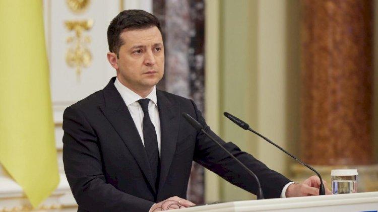 Reform planlarını ülkesinden önce ABD'de açıklayan Ukrayna lideri Zelenskiy, halkı 'şaşırttı'