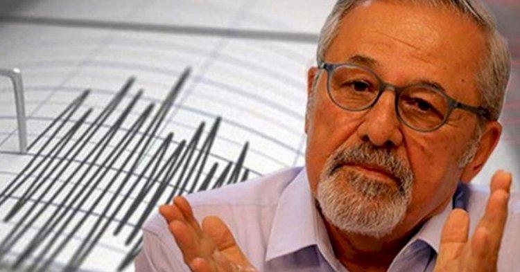 Prof. Naci Görür beklenen depremi detaylarıyla açıkladı!