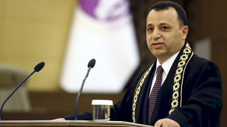 AYM Başkanı Aslan'dan yerel mahkemelere 'direnme' tepkisi: Sistemin güvenilirliği tehlikede