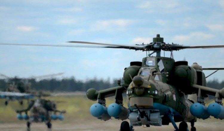 Rusya ve Belarus Ortak Tatbikata Başladı