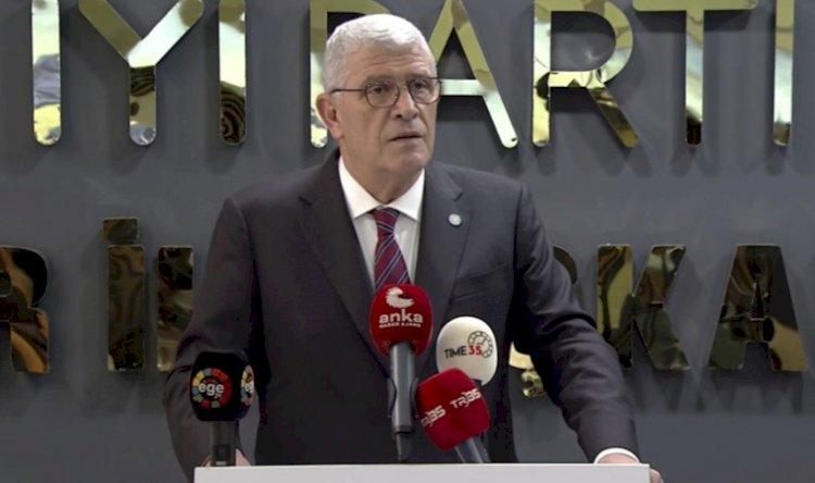 """İYİ Partili Dervişoğlu'ndan seçim barajı yorumu: """"Günü geldiğinde onları vurur"""""""