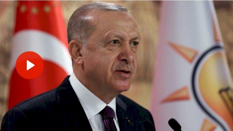 Cumhurbaşkanı Erdoğan'dan Meral Akşener'e 'İmamoğlu' tepkisi