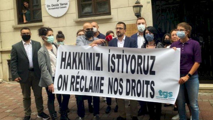 AFP Türkiye bürosuna grevkararı asıldı
