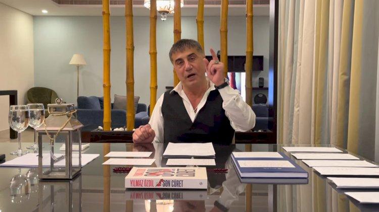 Sedat Peker'den yeni ses kaydı iddiası: Mahkeme kararlarını kimin verdiğini göreceksiniz