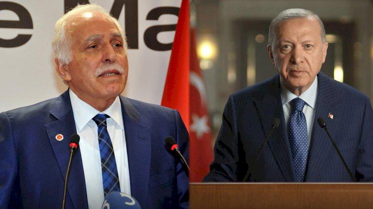 Mustafa Kamalak'tan Erdoğan'a adaylık formülü: Erken seçimden başka seçenek yok