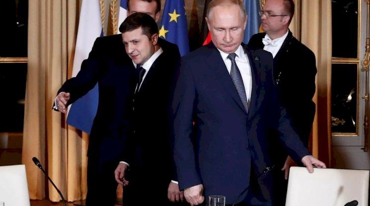 Ukrayna'dan Putin-Zelenskiy görüşmesi için şart