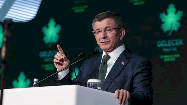 Ahmet Davutoğlu STK'larla buluştu